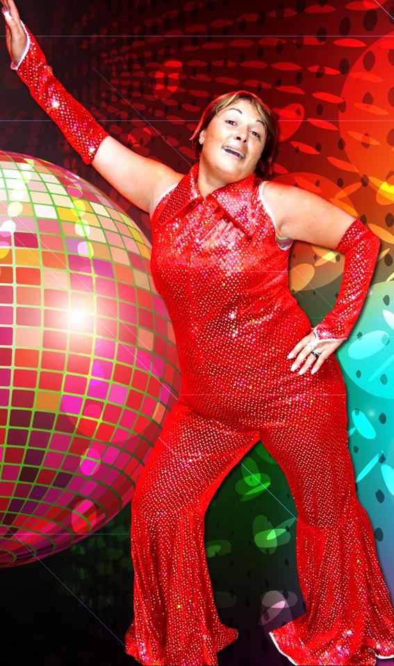 Combi Disco rouge